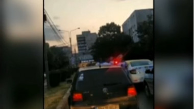 politist taximetrist