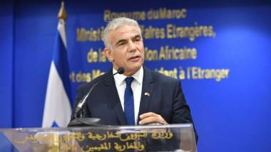 Yair Lapid, ministrul de Externe din Israel