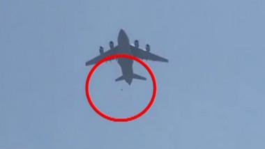 oameni care cad din avion