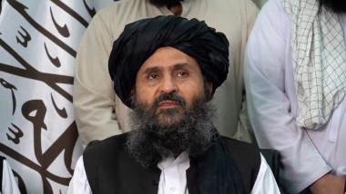 liderul talibanilor si probabil viitorul presedinte al afganistanului