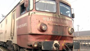 Locomotivă a CFR