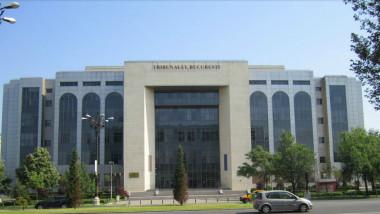 Tribunalul Bucureşt fatada cladirii