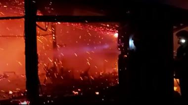 incendiu tulcea