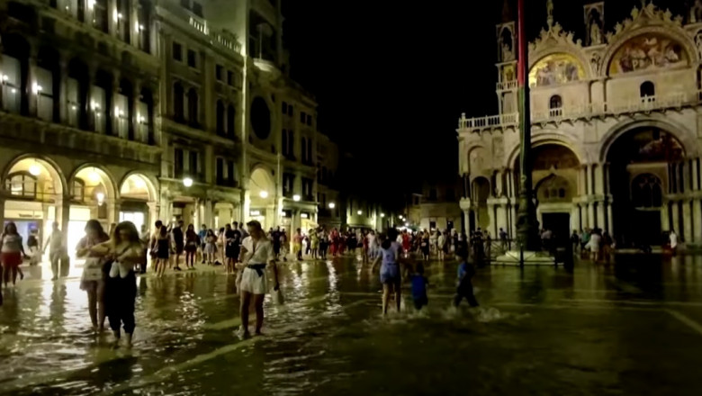 venetia inundata