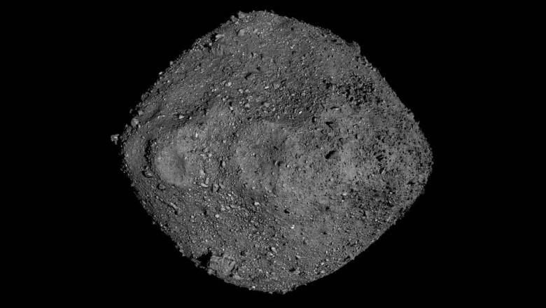 asteroidul bennu