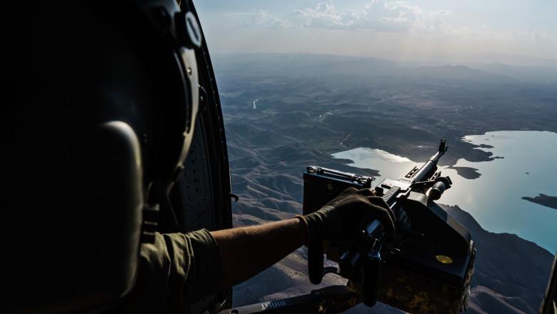 AFGHANISTAN AIR FORCE, Kandahar, Kandahar Province, Afghanistan - 06 May 2021