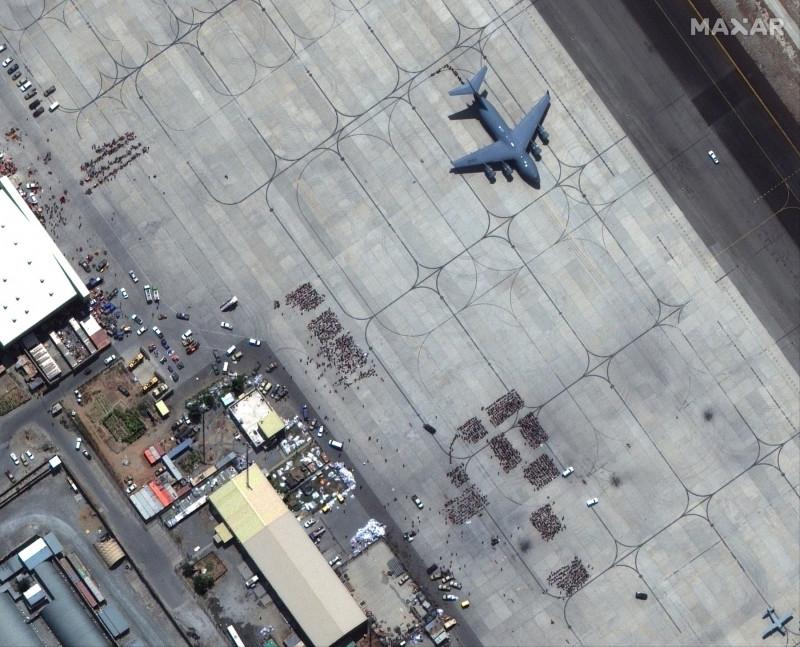 aeroport kabul din satelit profimedia-0628514307