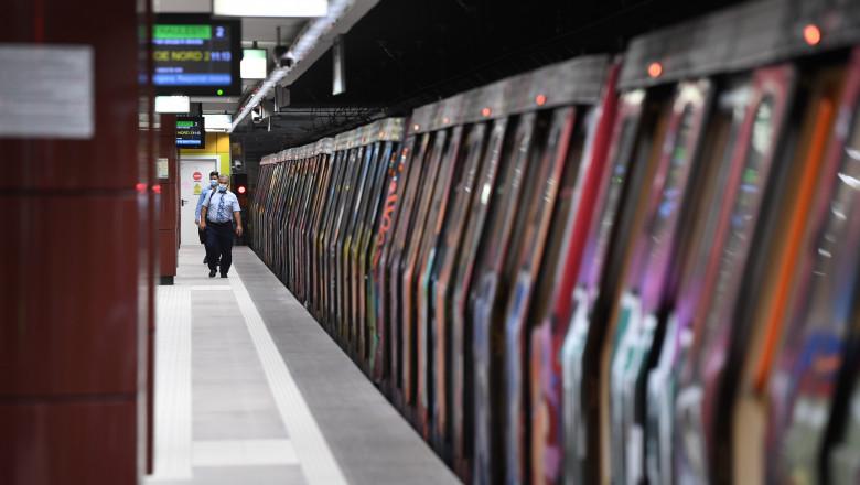 metrou metrorex