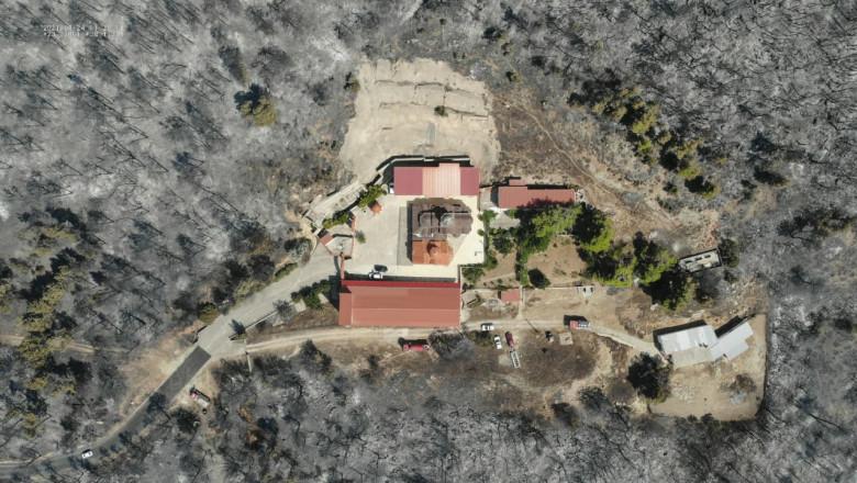 Mânăstirea Profitis Ilias IGSU