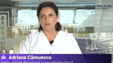 dr adriana camuescu
