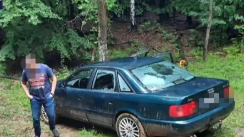 Patru turiști maghiari păcăliţi de GPS s-au rătăcit într-o pădure din Argeș