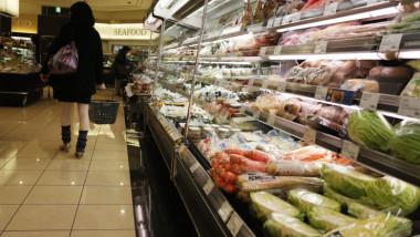 produse in supermarket