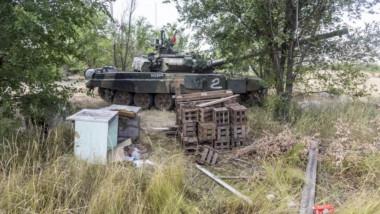 tanc abandonat