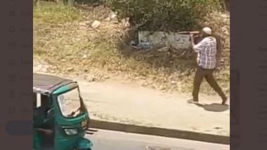 Atacator cu pușcă în Tanzania