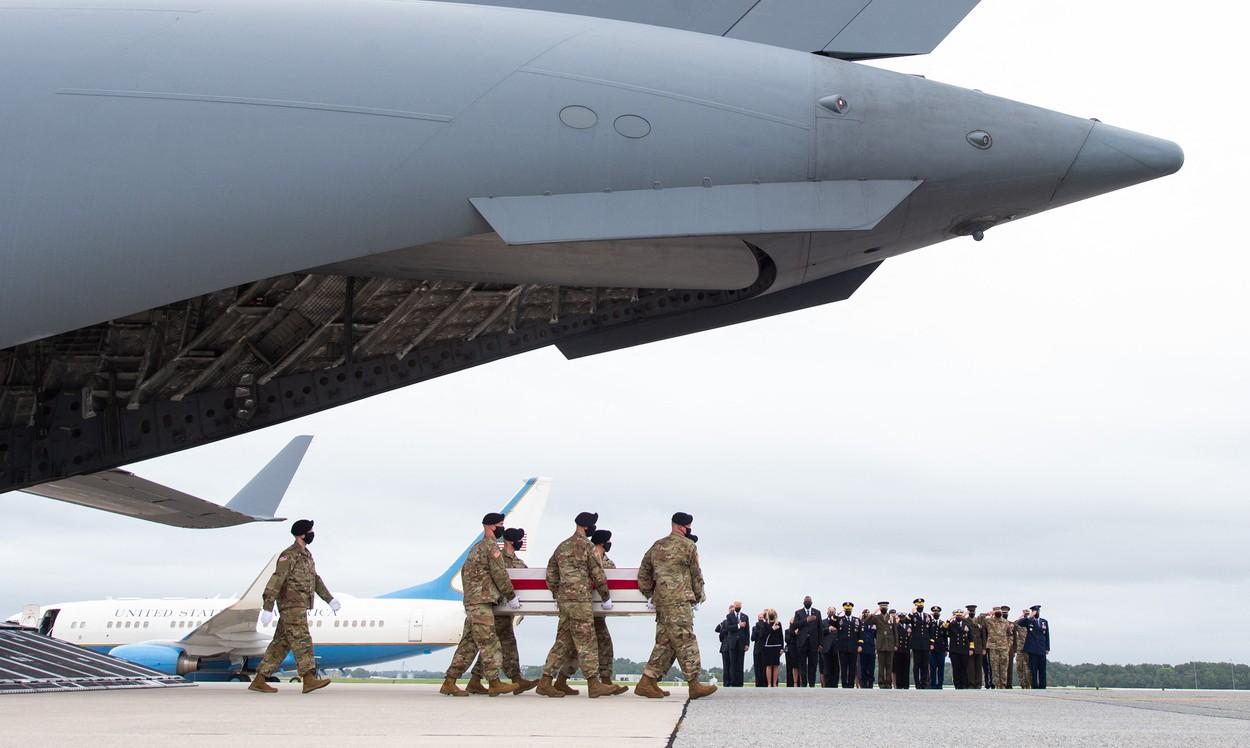 joe biden militari morti afganistan profimedia-0629359646