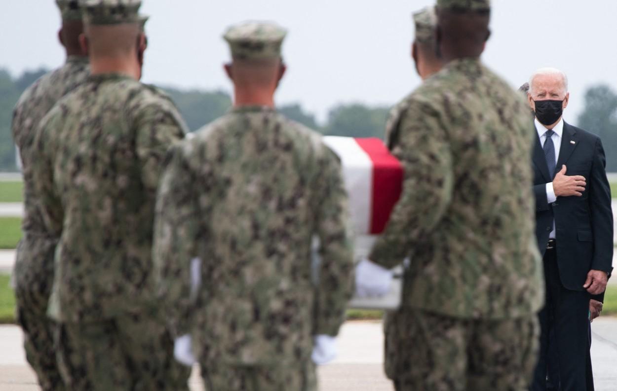 joe biden militari morti afganistan profimedia-0629357772