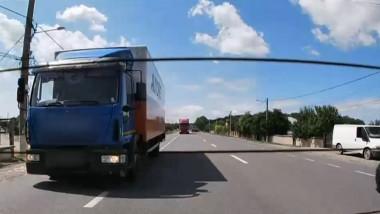 Drumul European E85