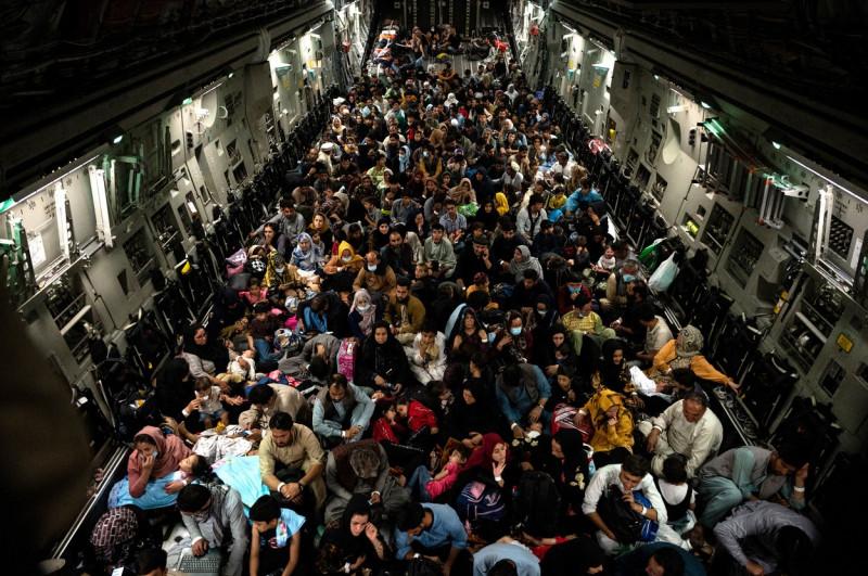 afgani evacuati profimedia-0628091558