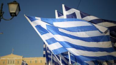 Steaguri grecești.