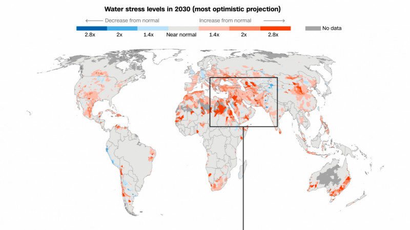 criza apă