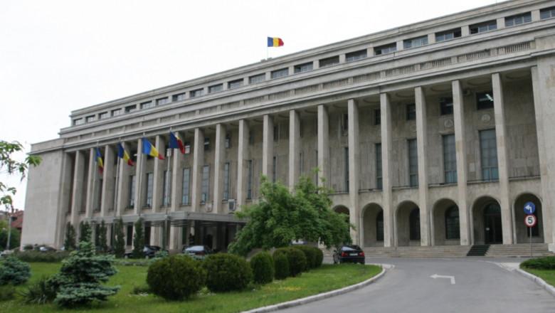 Sediul Guvernului României.