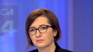 Ioana Mihăilă în studioul Digi24