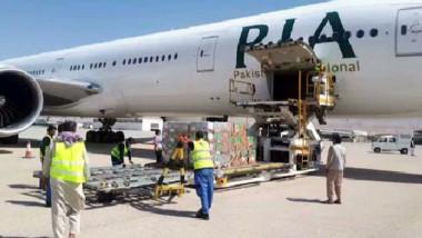 avion cu medicamente