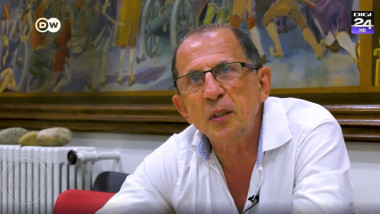 michel mercier primarul din Le Martinet