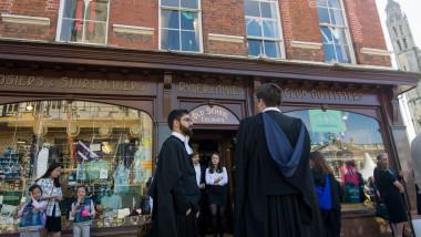 Cambridge University este una dintre cele mai prestigioase universități britanice.