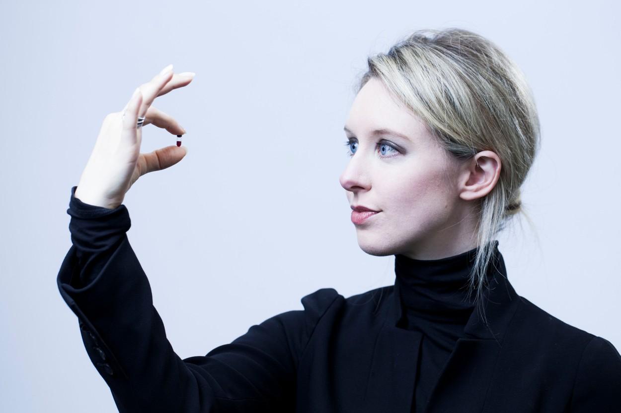 CA: Theranos Founder and CEO Elizabeth Holmes Portraits
