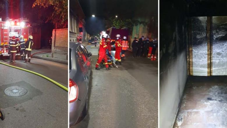icnendiu spital arad pompieri