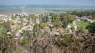 peisaj gilboa israel