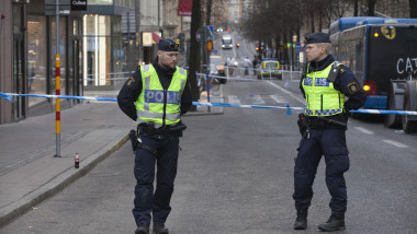 Polițiști suedezi.