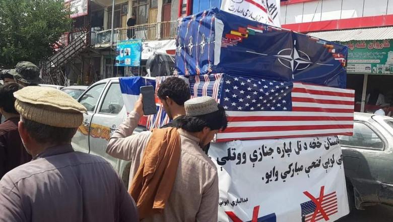 inmormantare SUA afganistan