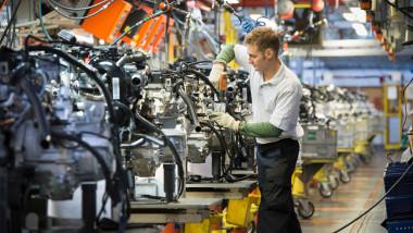 linie de productie masini