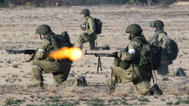 Belarus: Russia and Belarus hold joint military exercise