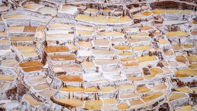 Salinele din Maras