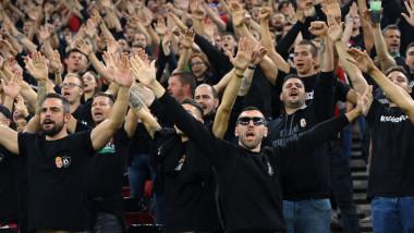 suporteri maghiari