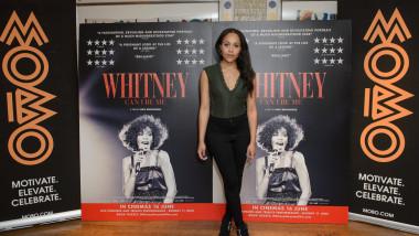 Whitney Can I Be Me MOBO Screening, London, UK - 13 Jun 2017
