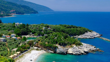 plaja in pelion grecia