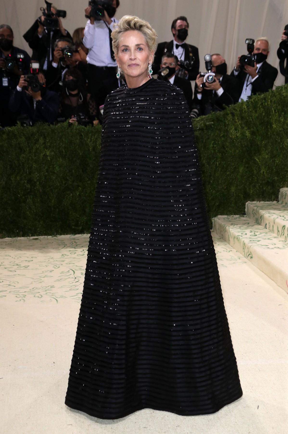 Sharon Stone, Met Gala FOTO: Profimedia Images
