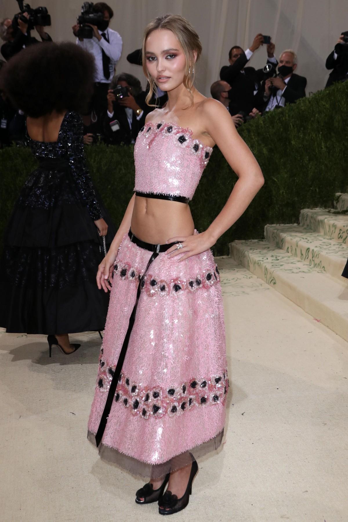 Lily-Rose Depp, Met Gala FOTO: Profimedia Images