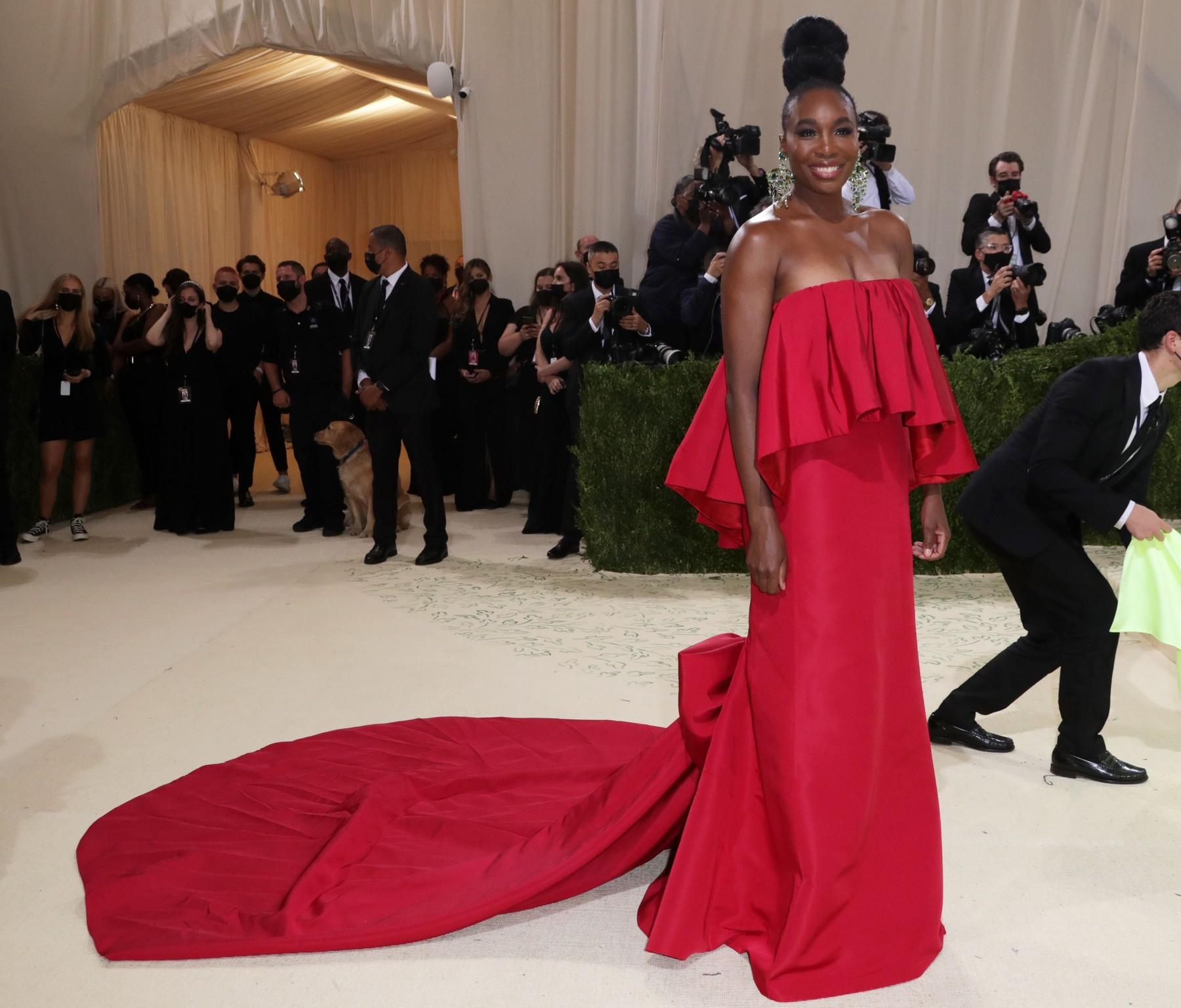 Venus Williams, Met Gala FOTO: Profimedia Images