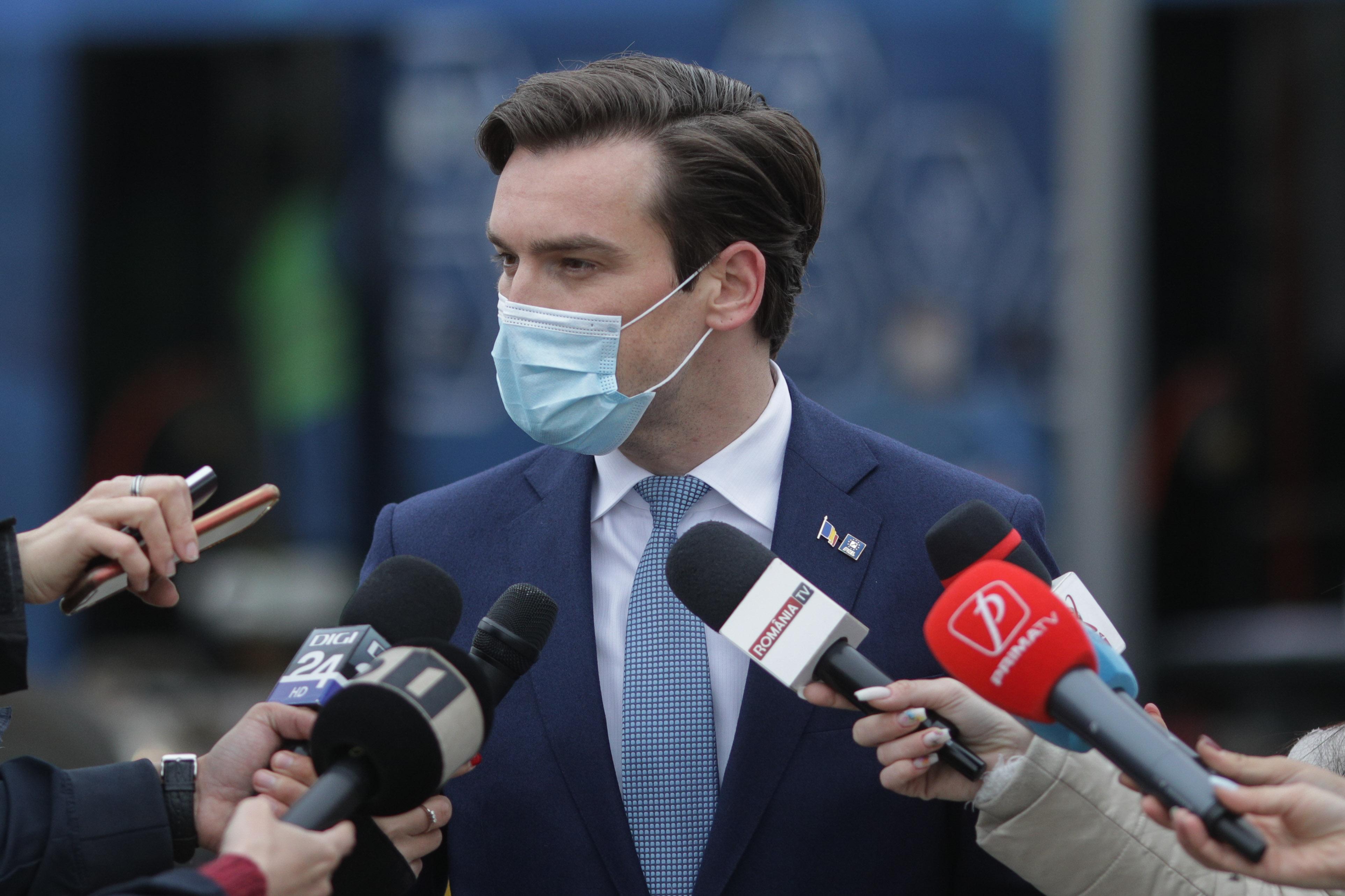 Andrei Baciu: Valul 4, probabil cel mai intens. Cum se va sfârși pandemia? Unele state scapă mai repede, la altele va fi pe termen lung