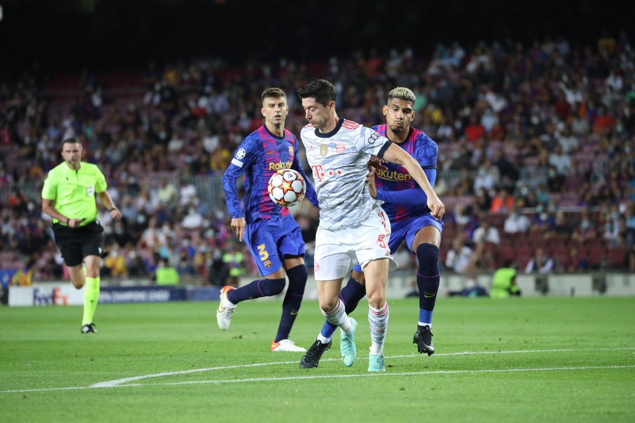FC Barcelona - Bayern Munchen 0-3, în Liga Campionilor. Gazdele, niciun șut pe spațiul porții în tot meciul
