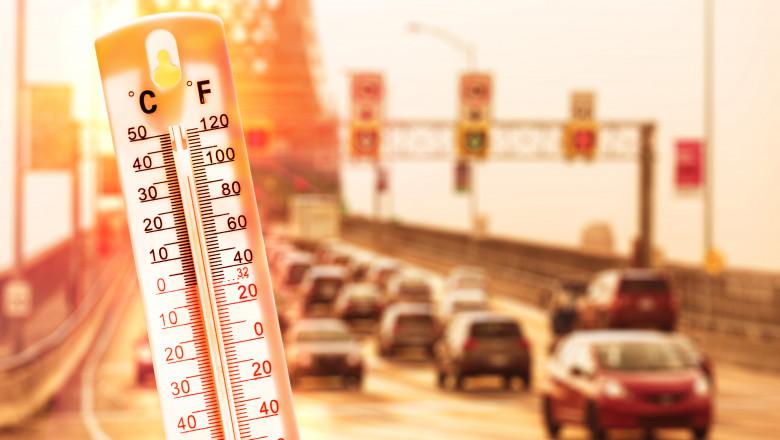 temperaturi cu mașină