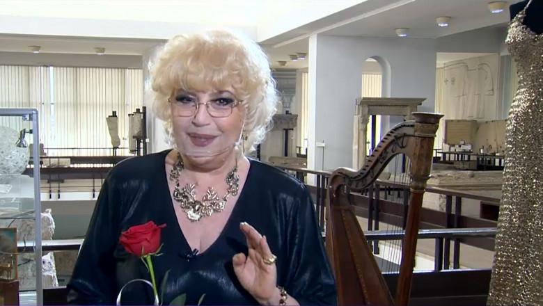 Corina Chiriac a donat Muzeului Național de Istorie a României peste 300 de obiecte personale.