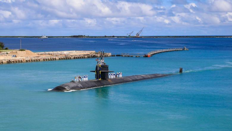 submarin cu propulsie nucleara