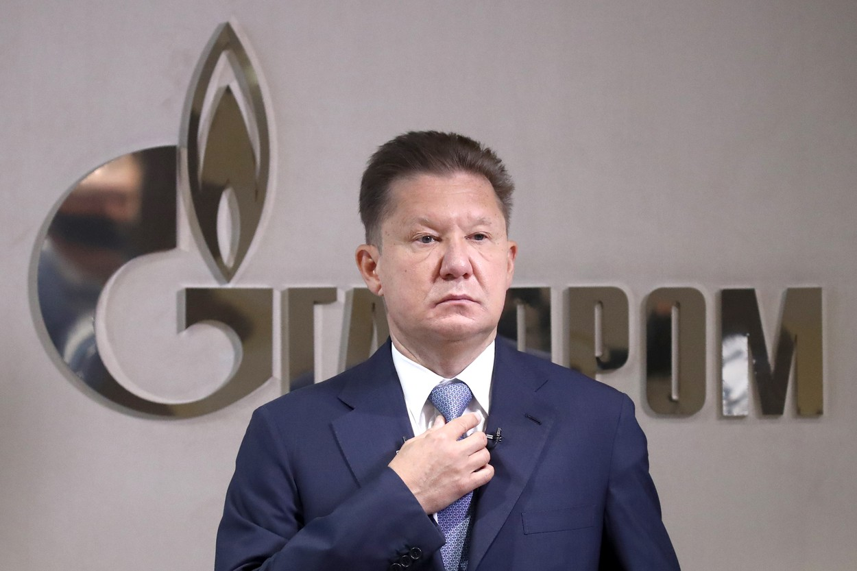 Avertisment de la șeful Gazprom: Prețul gazelor în Europa ar putea crește și mai mult