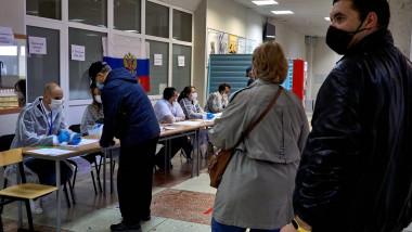 Alegeri în Rusia: Partidul lui Putin conduce cu 38,75%